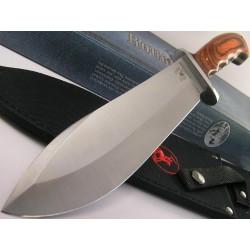 Couteau de Survie Kukri Bowie Rough Rider Bushcraft Acier 440 RR1022 - Livraison Gratuite