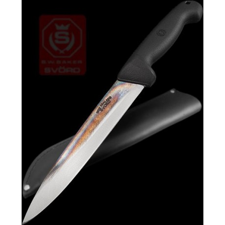 Couteau de Survie Svord Kiwi Pig Sticker Carbone 1095 bushcraft Made In New Zeland SVKPS - Livraison Gratuite