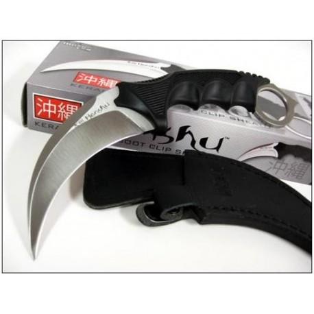 Couteau Karambit UNITED Cutlery Tactical HONSHU Karambit Boot Knife Acier AUS-6 UC2786 - Livraison Gratuite