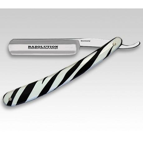 RASOIR COUPE CHOUX Rasoir Barbier Linder Razolution Vintage Made In Germany Solingen LD888115 - Livraison Gratuite