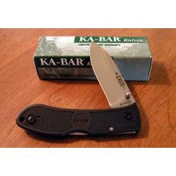 Couteau Ka-bar Dozier Precision Hunter Lame Acier AUS-8 Manche Zytel Couteau Kabar KA4062 - Livraison Gratuite