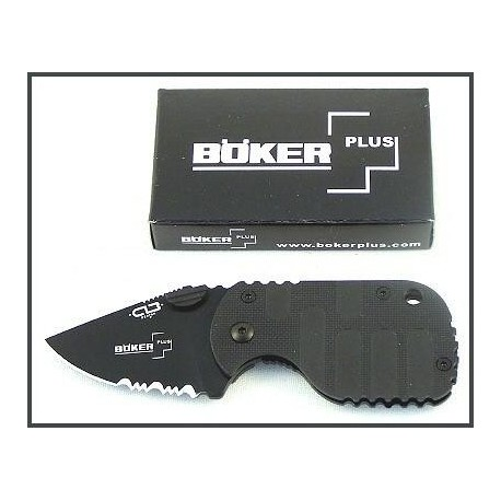 COUTEAU TACTICAL BOP586 BOKER PLUS SUBCOM