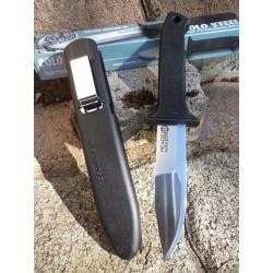 Lot de 3 Couteaux Cold Steel Peace Maker III Acier German 4116 Manche polypropylene CS20PBS - Livraison Gratuite