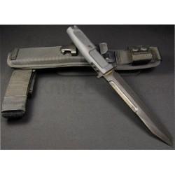 Couteau Extrema Ratio Fulcrum Combat Acier N690 Manche Forprene Made In Italy EX082 - Livraison Gratuite