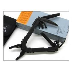 Pince Gerber Multi-Plier 600. Blunt Nose Black MULTI-TOOL 7520 Plier Gerber Made In USA G7520 - Livraison Gratuite