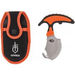 Couteau A dépecer Gerber Vital Skin & Gut Knife Acier 7Cr13 Etui Nylon G2743 - Livraison Gratuite