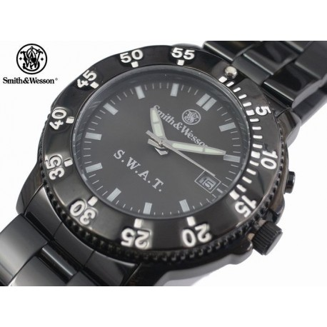 MONTRE SMITH&WESSON Men's SWAT WATCH SWW45M