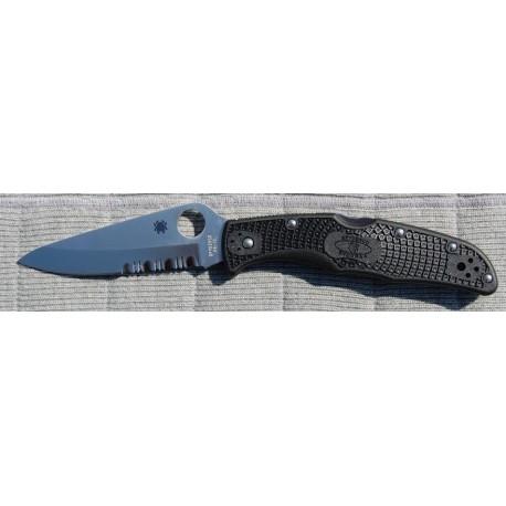 Couteau SC10PSBK Spyderco Endura 4