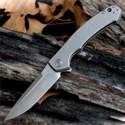 Couteau Zero Tolerance Small Sinkevich Acier S35VN Manche Titane Made In USA ZT0450 - Livraison Gratuite