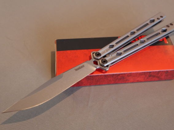 Couteau Kershaw Lucha Balisong Butterfly