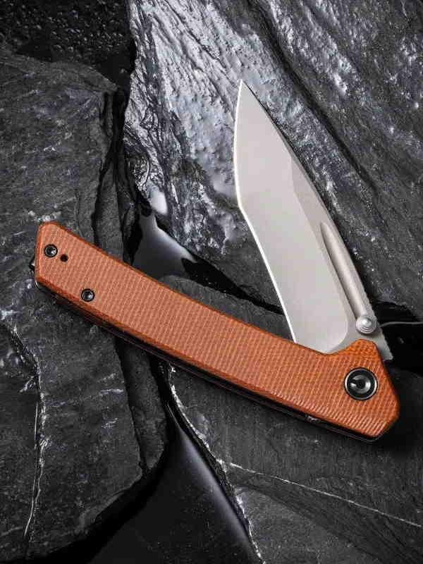 Couteau CIVIVI Nadder Brown