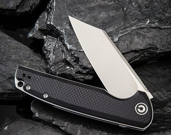 Couteau CIVIVI Knives Brigand Black