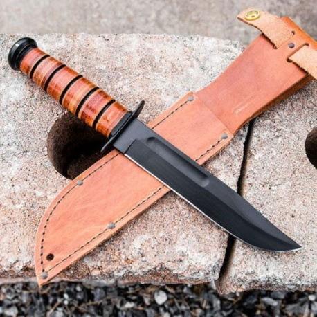 Couteau KA-BAR Single Mark Fighting/Utility