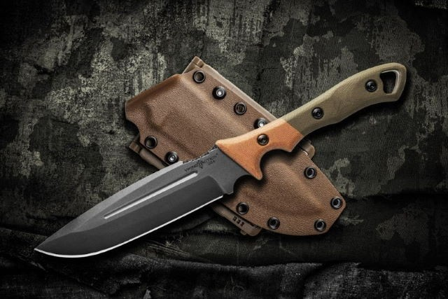 Couteau Tactical Viking Tactics Norseman